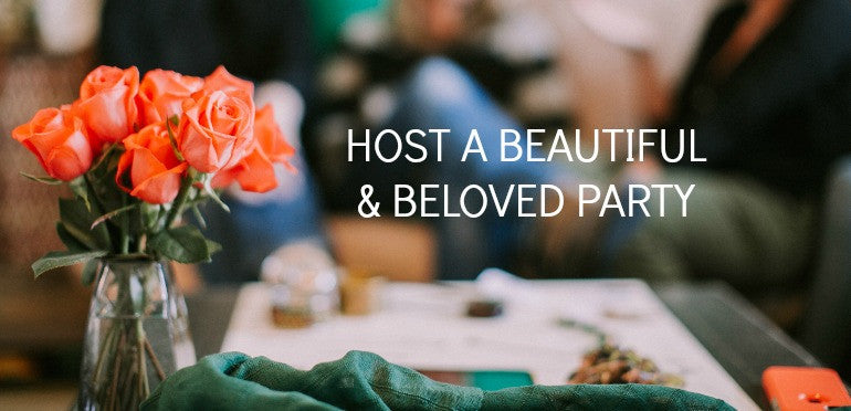 host a party to empower