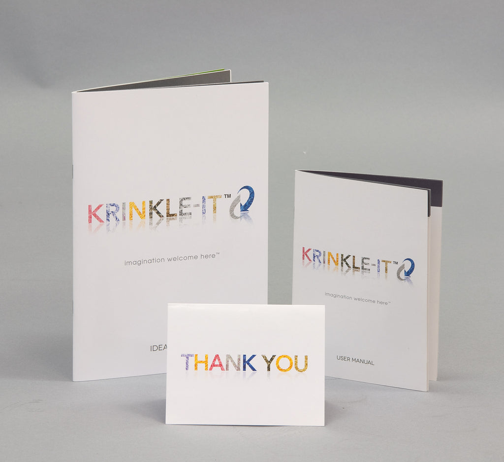 The Krinkle-It™ Kit