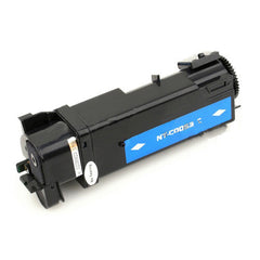 Compatible Cyan Printer Cartridges For The Dell 1320c Printer (KU053 High Capacity Yield 2000 Pages)