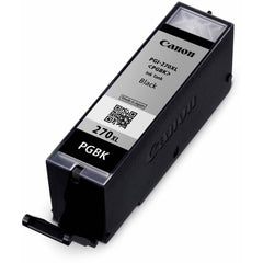 Compatible Canon PGI-270XL High Yield Black Ink Cartridge (Canon 0319C001)