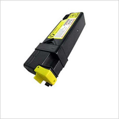 Compatible Yellow Printer Cartridges For The Dell 1320c Printer (KU054 High Capacity Yield 2000 Pages)