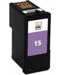 Remanufactured Lexmark 15A Color Ink Cartridge (Lexmark 18C2100)