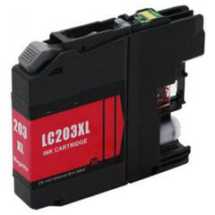 Compatible Brother LC203 High Yield Magenta Ink Cartridge (Brother LC203M)