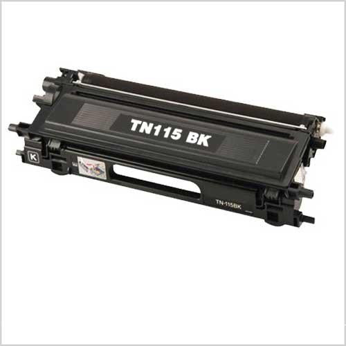 Compatible Brother TN115 Black Toner Cartridge (Brother TN115 High Yield Black)