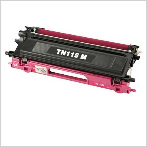 Compatible Brother TN115 Magenta Toner Cartridge (Brother TN115 High Yield Magenta)