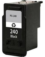 Remanufactured Canon PG-240 Black Ink Cartridge (Canon 5207B001)