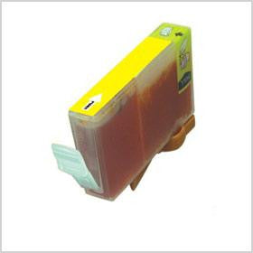 Compatible For Canon BCI-6 Yellow Ink Cartridges (Canon BCI-6Y)