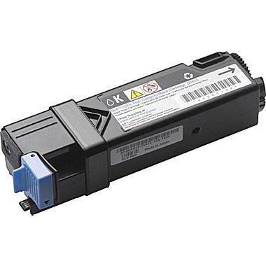 Compatible Black Printer Cartridges For The Dell 1320c Printer (KU052 High Capacity Yield 2000 Pages)