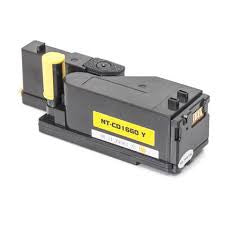 Compatible Yellow Printer Cartridges For The Dell c1660w Printer (Dell 332-0402)