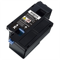 Compatible Black Printer Cartridges For The Dell c1660w Printer (Dell 332-0399)