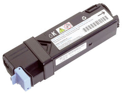 Compatible Black Printer Cartridges For The Dell 2130cn / 2135cn Printer (T106C High Capacity Yield 2500 Pages)