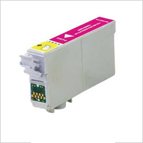 Remanufactured Epson 69 Magenta Ink Cartridge (Epson T069320 Standard Capacity)