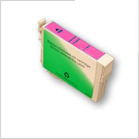 Remanufactured Epson 78 Light Magenta Ink Cartridge (Epson T078620 Standard Capacity)