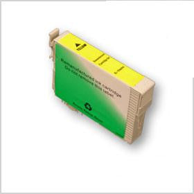 Remanufactured Epson 78 Yellow Ink Cartridge (Epson T078420 Standard Capacity)