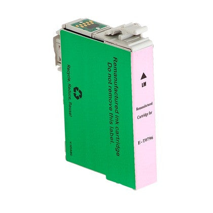 Remanufactured Epson 1400 Ink Cartridge (Epson T079620 Light Magenta)