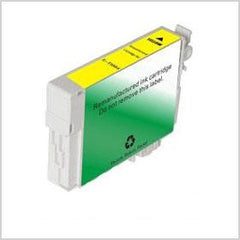 Remanufactured Epson 88 Yellow Ink Cartridge (Epson T088420 Moderate Use)