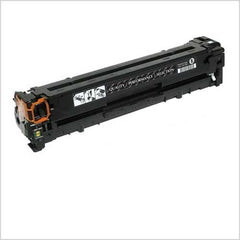 Remanufactured HP 125A Black Toner Cartridge (HP CB540A)