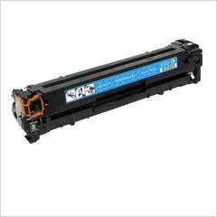 Remanufactured HP 125A Cyan Toner Cartridge (HP CB541A)