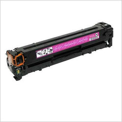 Remanufactured HP 125A Magenta Toner Cartridge (HP CB543A)