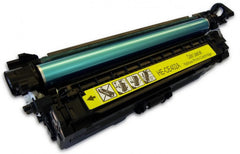 Remanufactured HP 507A Yellow Toner Cartridge (HP CE402A)