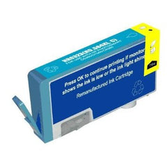 Remanufactured HP CB323WN Ink Cartridges (HP 564 XL Cyan)