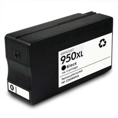 Remanufactured HP 950XL High Yield Black Ink Cartridge (HP CN045AN)
