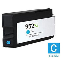 Remanufactured HP 952XL Cyan (HP L0S61AN High Yield)