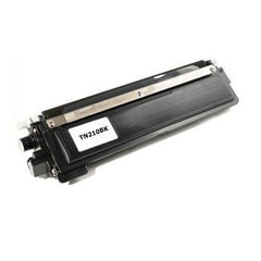 Compatible Brother TN210 Black Toner Cartridge (Brother TN210BK)
