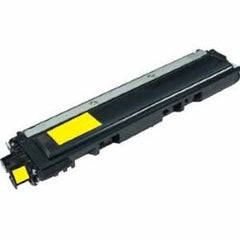 Compatible Brother TN-225 High Yield Yellow Toner Cartridge (Brother TN-225Y)