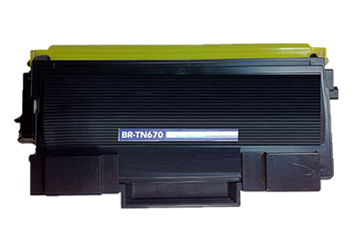 Compatible Brother TN670 Toner Cartridges (Brother TN-670)