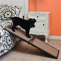 Indoor-Carpet MINI Pet Ramp - ZoeDoggy of Beverly Hills