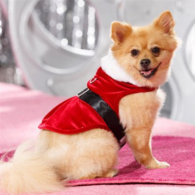 Santa Claws and Ms. Claws Vest Harnesses - ZoeDoggy of Beverly Hills