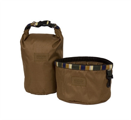 Badlands National Park Travel Water Bowls - ZoeDoggy of Beverly Hills