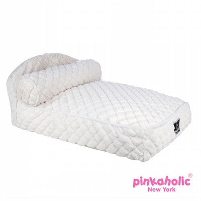 Petote Arctic Grand Dog Bed - ZoeDoggy of Beverly Hills