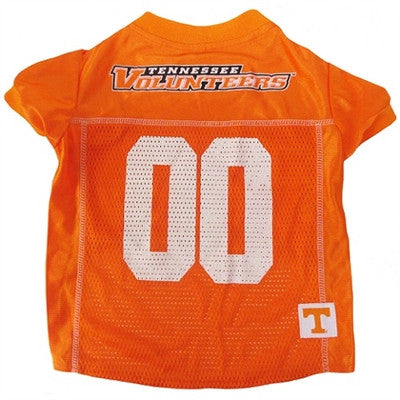 Tennessee Volunteers Dog Jersey - ZoeDoggy of Beverly Hills