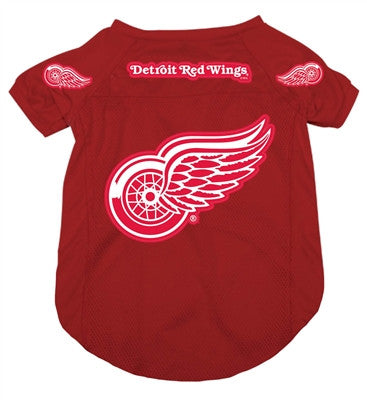 Detroit Red Wings Jersey - ZoeDoggy of Beverly Hills