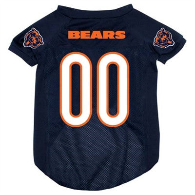 NFL Chicago Bears Dog Jersey - ZoeDoggy of Beverly Hills