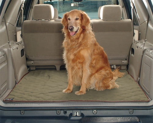 Deluxe Soft Quilted Cargo Liner - ZoeDoggy of Beverly Hills