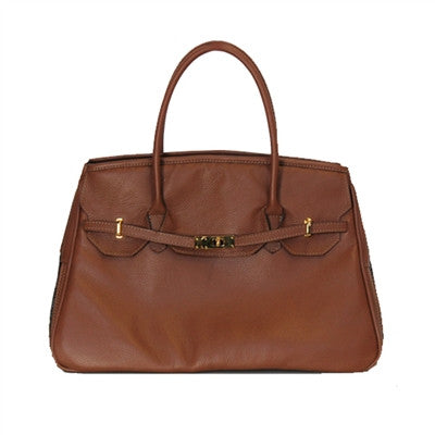 Katie Bag - Antique Tan - ZoeDoggy of Beverly Hills