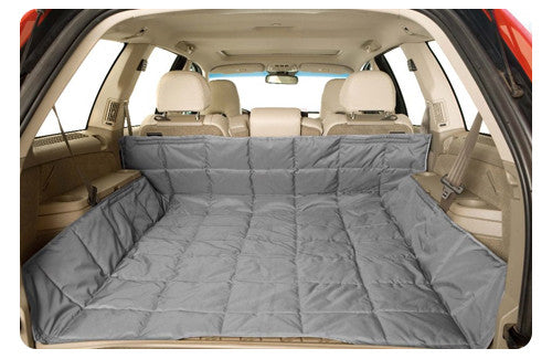 "ECO Quilted Pet Dog Cargo Pad Liner 56""W x 60"" L - ZoeDoggy of Beverly Hills"
