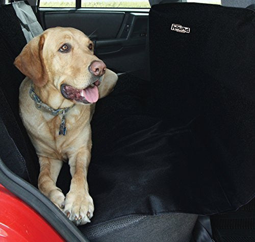 Outward Hound Kyjen 21001 Pupshield Hammock Dog Auto Travel Easy-fit Seat Cover, Large, Black - ZoeDoggy of Beverly Hills