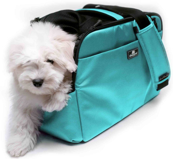 Sleepypod Atom Pet Carrier - ZoeDoggy of Beverly Hills