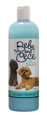 Bobbi Panter Bebe & Cece(tm) Dog Shampoo - Ocean Breeze - 16 oz. - ZoeDoggy of Beverly Hills