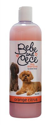 Bobbi Panter Bebe & Cece(tm) - Orange Citrus - 16 oz. - ZoeDoggy of Beverly Hills