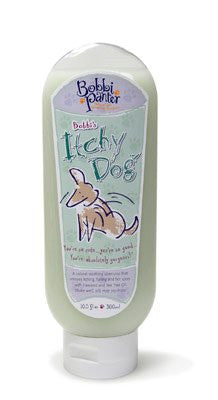 Bobbi Panter Itchy Dog Shampoo - 10oz. Bottle - ZoeDoggy of Beverly Hills