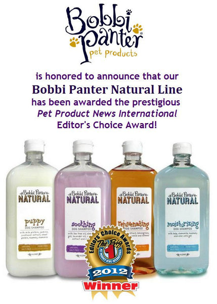 Bobbi Panter Natural Line - Soothing Shampoo  - 14.2 oz - ZoeDoggy of Beverly Hills