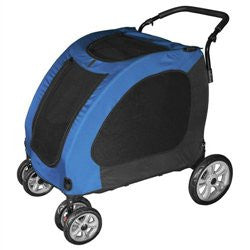 Expedition Pet Stroller-Blue Sky By Pet Gear - ZoeDoggy of Beverly Hills