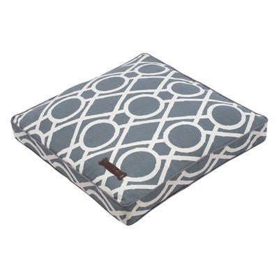 Jax and Bones Pillow Dog Bed - Solar - ZoeDoggy of Beverly Hills