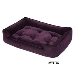 Jax and Bones Sleeper Dog Bed - Mystic - ZoeDoggy of Beverly Hills