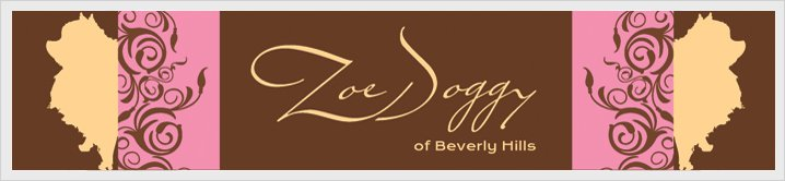 Zoe Doggy of Beverly Hills